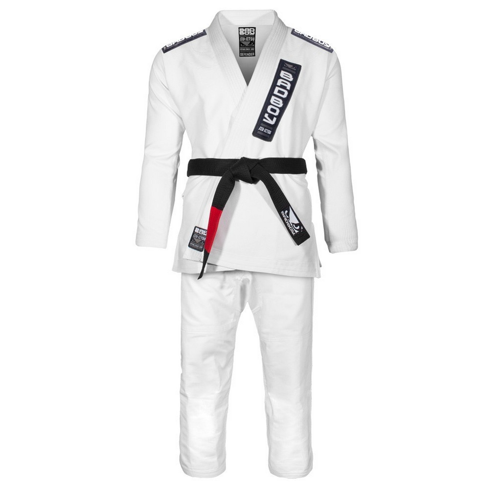 Кимоно Bad Boy Training Series Defender BJJ Gii - White