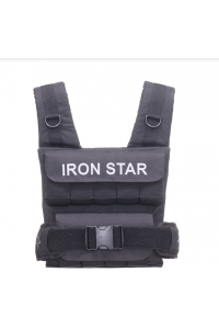 Жилет-утяжелитель IRON STAR S4 professional